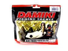 "DAMIKI AIR FROG FLOATING BUZZ FROG  4"" 110mm 1oz 29g BASS TOPWATER SELECT COLOR"