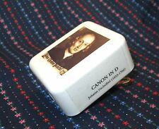 Pachelbel's Canon, Classical Music,  Music Box - Great Wedding Favor