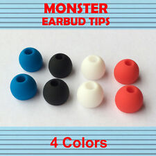 6 S/M/L Replacement Earbud tips for Monster Beats iBeats Tour In-Ear Earphones