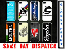 SKY I PRO CYCLING Tour de France Road Italy iPhone 4/4s Black/White Case Cover