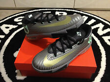Nike KD VI 6 Precision Timing Sz 6c-7y GS PS Kids Youth Metallic Pewter BHM PNB