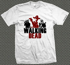 THE WALKING DEAD Collage Printed T-Shirt TV Series