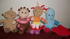 "In the Night Garden small soft toy character 6""-7.5"" various available:"
