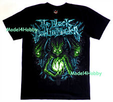 THE BLACK DAHLIA MURDER T-Shirt Black S M L XL MELO DEATH MONSTER GHOST TATTOO