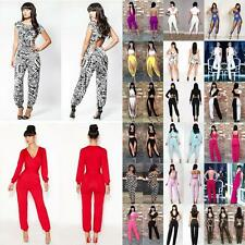 Mix Styles Sexy Womens Ladies Bodycon Stretch Jumpsuit&Rompers Trousers Clubwear