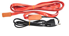 Frost freeze protection heater heating cables water pipes Various 1 ~ 20m d