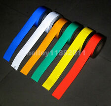 "Safety Reflective Tape 8 Colors For Choice 2""x33' Freeshipping"