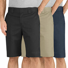 "Dickies Shorts Mens 11"" Regular Fit Cell Phone Pocket work short WR850 30-44"