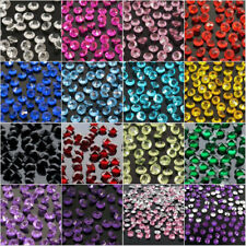 2000pcs 4.5mm 1/3ct Wedding Party Diamond Confetti Table Scatters Decoration