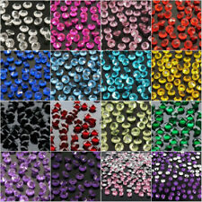 2000pcs 4.5mm Wedding Decoration Crystals Diamond Table Confetti Party Supplies