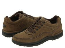 Rockport Mens Shoes World Tour Walking Chocolate K71181 Medium Wide All Sizes