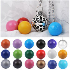 1pc 20mm/18mm/16mm 18 colors Harmony Balls Angel Caller bola for cage pendants