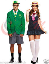 LADIES MENS SCHOOL BOYS GIRLS SEXY OUT FIT STAGE PARTY FANCY DRESS COSTUME