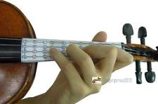 5 pcs stickers of the fingering position for learn to play the violin 4 model