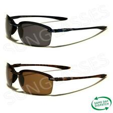 New Black Polarized Mens Ladies Unisex  Designer X-Loop Sunglasses UV400