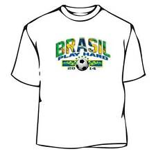 FIFA World Cup 2014 Brazil Play Hard Soccer Tee Shirt