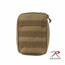 New Rothco MOLLE Compatible First Aid/Trama Tactical Accessory Pouch 3 Colors