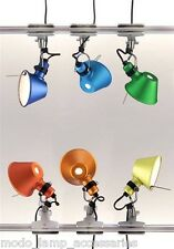 MODO CL-01 Clip Clamp Spot Light Office Bedroom Lamp Tolomeo Style Dorm Reading