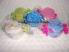 Baby Receiving Blanket Candies...BABY SHOWER FAVORS..  DECORATIONS