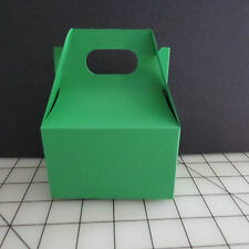 Gable Box Party Favor Bags/Boxes Gift Box - Pack of 10 - Birthday Shower Wedding