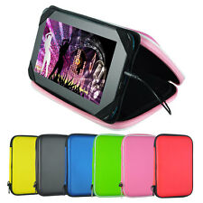 """PU Leather Case With Speaker Sounder For 7"""" 8"""" 9"""" 9.7"""" 10.1"""" Android Tablet PC"""