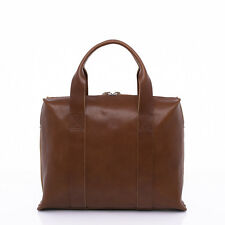 Slowbag Slow Boss Exclusive Business Bag hand-made, natural leather