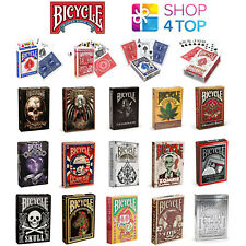 BICYCLE PLAYING CARDS DECKS POKER MAGIC TRICKS HIGH QUALITY USPCC MADE IN USA