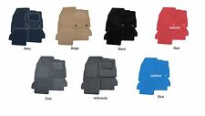 Audi TT Mk2 Coupe/Roadster 2007 + Full Set Of Car Mats Black Beige Red Blue NEW