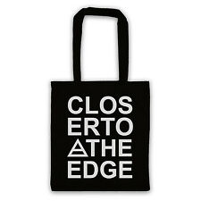 like 30 SECONDS TO MARS shoulder tote bag, shopper different colours closer edge