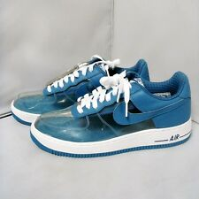 US size  Nike Men Air Force 1 Low Premium Fantastic 4 Invisible Woman AF1 clear