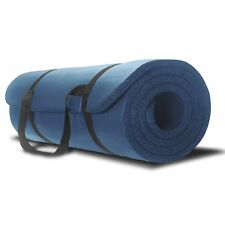 Monster Fitness Premium 1/2 Inch (15mm) Extra Thick Exercise Must Have Yoga Mat