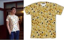 Doge Wow Such Face Much Meme Many Reddit So 9gag Funny Popular Lovers T Shirt