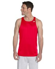 New Balance Men's Tempo Running Singlet Workout Shirt #N9138