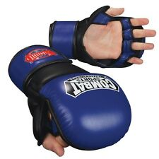 Combat Sports MMA Safety Sparring Gloves martial arts mma cage training