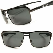 Designer Stylish Womens Mens Rectangle Aviator Best Polarized Sunglasses C55A