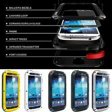 Gorilla Aluminum Metal Waterproof Phone Case For Samsung Galaxy S4 i9500 Cover