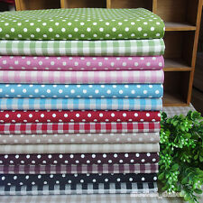 13 Assorted Floral Print Pre-Cut Charm Cotton Quilt Fabric Square or By the Yard