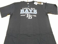 TAMPA BAY RAYS NWT TEE SHIRT BIG AND TALL MAJESTIC XLT 2XLT 3XLT BRAND NEW