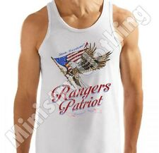 USA FLAG VEST TOP T SHIRT UNITED STATES OF AMERICA DOPE FRESH AMERICAN SWAG NEW