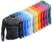 Sub Sports DUAL Kids Compression Top Baselayer Skin Tight Thermals
