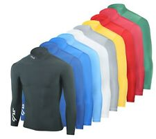 Sub Sport's COLD Kid's Compression Top, L/S Thermal Mock Neck Baselayer Skin