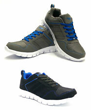 Mens New Casual Lace Up Sports Running Walking Gym Fashion Trainers Shoes Size