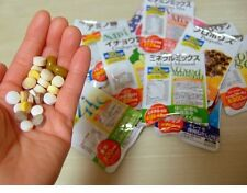 Supplement tablets Variety Type of 8 item Daiso Japan