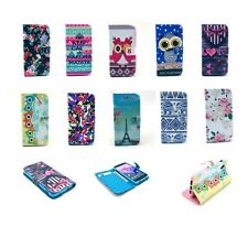 Stylish PU Flip Leather Wallet Pouch Case Cover For LG Google Nexus 5 E980