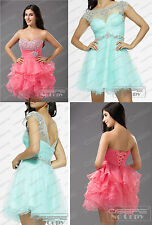 Evening Cocktail Party Prom Dress Homecoming Dresses In Stock Size 6-8-10-12
