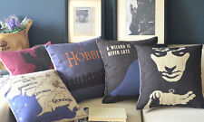 "Decor Pillow Case Cushion Cover Square 18"" Moive Posters The Lord Of The Rings"