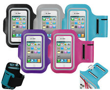 Sports Gym Running Jogging Workout Armband Case iPhone 4 4S 5 5S 5C iPod Touch