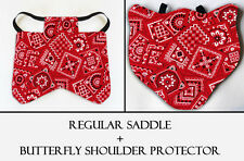 2 Bandana Chicken Saddle Hen Apron Chicken Wing Poultry Back Protector