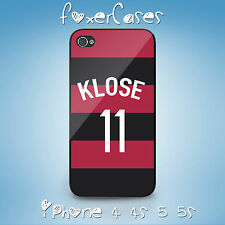 Germany Themed Soccer Jersey Case Cover for iPhone 4 4S 5 5S and Samsung Galaxy