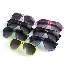 Cool Baby Kids Boys Girls Eyeglasses Aviator Sunglasses Shades Goggles 7 Colors